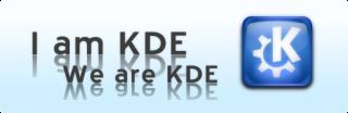 We are KDE