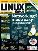 Cover of Linux Format magazine edition 136